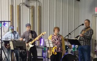 3rd Street Garage Band – In Concert